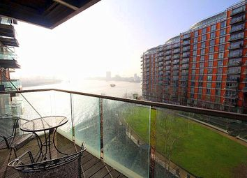 Thumbnail 2 bedroom flat to rent in New Providence Wharf, Canary Wharf, London