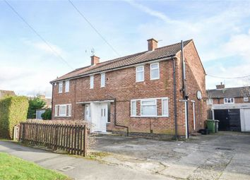 Thumbnail 2 bed semi-detached house for sale in Thoresby Road, Acomb, York
