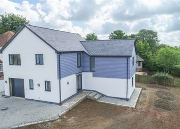 Thumbnail 4 bed detached house for sale in Chapel Hill, Sticker, St Austell