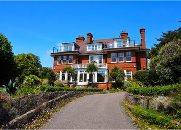 Thumbnail 2 bed flat for sale in 22 West Overcliff Drive, Bournemouth
