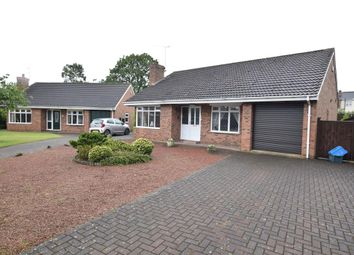 Thumbnail 2 bedroom detached bungalow for sale in Old Rectory Gardens, Scunthorpe