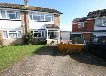 Thumbnail 3 bedroom semi-detached house to rent in Manor Park, Maids Moreton, Buckingham