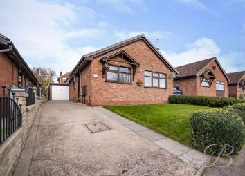 Thumbnail 2 bed detached bungalow for sale in Jeacock Drive, Rainworth, Mansfield