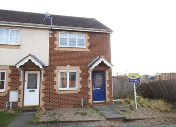 Thumbnail 2 bed semi-detached house for sale in Wades Avenue, Bobbersmill, Nottingham