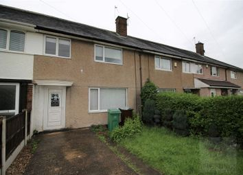 Thumbnail 3 bed terraced house to rent in Listowel Crescent, Clifton, Nottingham