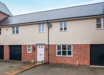 Thumbnail 3 bedroom terraced house for sale in Barwell Road, Bury St. Edmunds
