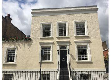 Thumbnail 3 bedroom end terrace house for sale in Callcott Street, Kensington