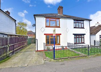 Thumbnail 2 bed semi-detached house for sale in The Stream, Ditton, Aylesford, Kent