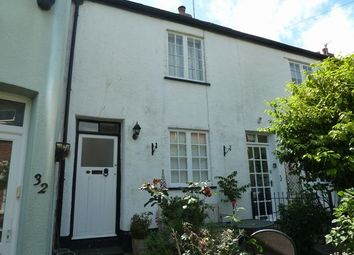 Thumbnail 2 bed terraced house to rent in Newtown, Sidmouth