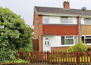 Thumbnail 3 bed end terrace house for sale in Apollo Walk, Hull