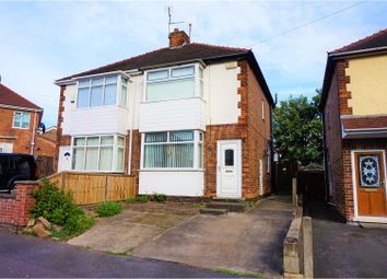 Thumbnail 2 bedroom semi-detached house for sale in Dorchester Avenue, Derby