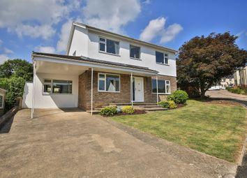 Thumbnail 4 bed detached house for sale in Court Close, Aberthin, Cowbridge