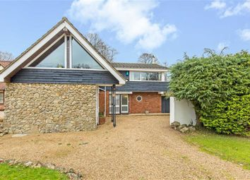 Thumbnail 4 bed detached house to rent in Willow Walk, Culverstone, Kent
