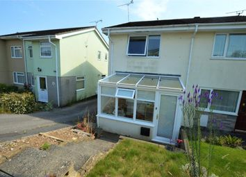 Thumbnail 2 bed semi-detached house to rent in Oaklands Park, Buckfastleigh, Devon