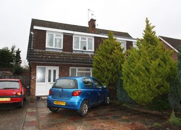 Thumbnail 3 bed property for sale in Moore Grove Crescent, Egham