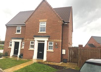 Thumbnail 2 bed semi-detached house for sale in Pasture Close, Selby, Barlby