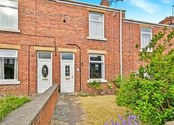 2 bed terraced house for sale in Park Street, Willington, Crook, County Durham DL15