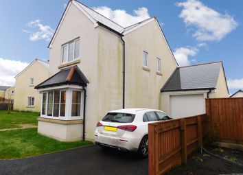 Thumbnail 4 bed detached house for sale in 13 Tannery Close, South Molton, Devon