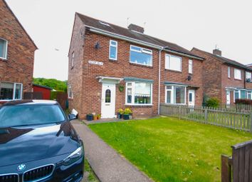 Thumbnail Semi-detached house for sale in Taylor Avenue, Wideopen, Newcastle Upon Tyne