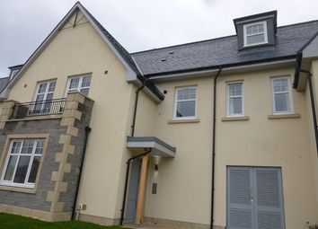 Thumbnail 3 bed flat to rent in Hydro Gardens, Innerleithen Road, Peebles
