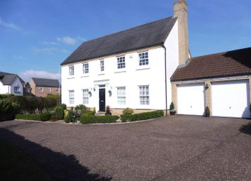 Thumbnail 5 bed detached house for sale in Wissey Way, Ely