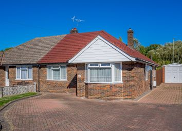 Thumbnail 3 bed semi-detached bungalow for sale in St. Michaels Avenue, Fairlands, Guildford