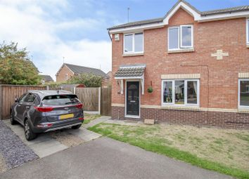 Thumbnail 3 bed property for sale in Russell Gardens, Chilwell, Nottingham