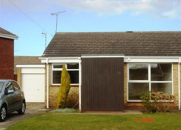 Thumbnail 2 bed semi-detached bungalow to rent in Huntingdon Crescent, Burton-Upon-Stather, Scunthorpe