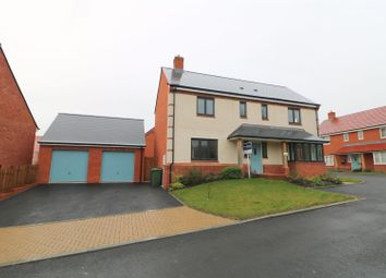 Thumbnail 5 bed detached house for sale in Plot 26 The Ashbury, Nup End Green, Ashleworth
