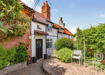 Thumbnail 3 bed cottage for sale in Top Street, Elston, Newark