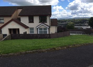 Thumbnail 2 bed flat for sale in 25A Loanda Crescent, Newry