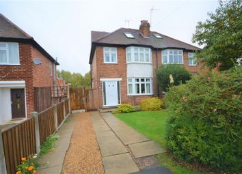 Thumbnail 4 bedroom semi-detached house for sale in Ashworth Avenue, Ruddington, Nottingham
