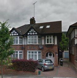 Thumbnail Studio to rent in Brunswick Road, Ealing, London