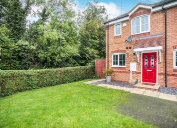 Thumbnail 2 bed end terrace house for sale in Waterford Way, Coventry
