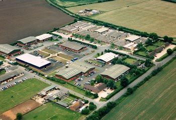 Thumbnail Industrial to let in Monument Business Park, Warpsgrove Lane, Chalgrove, Oxon.