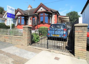 Thumbnail 2 bed bungalow for sale in Maywin Drive, Hornchurch