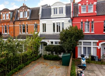Thumbnail 5 bed terraced house for sale in Earlsfield Road, London