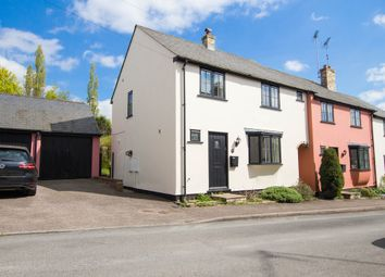 Thumbnail 3 bedroom end terrace house for sale in The Grip, Linton, Cambridge