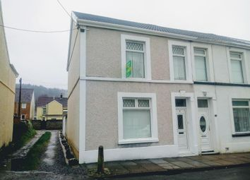 Thumbnail 3 bed property to rent in Cory Street, Resolven, Neath