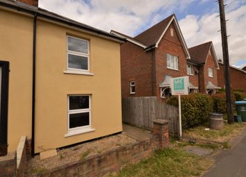 Thumbnail 3 bed semi-detached house for sale in Station Road, Stoke Mandeville, Aylesbury