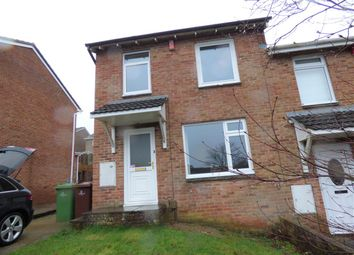 Thumbnail 3 bed semi-detached house to rent in Maddock Close, Plympton, Plymouth