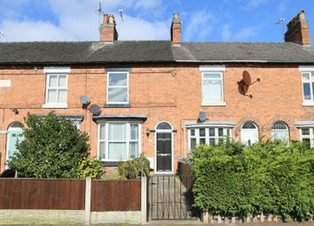 Thumbnail 2 bed terraced house for sale in South Crofts, Nantwich