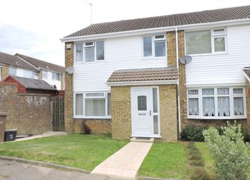 Thumbnail 3 bedroom end terrace house for sale in Bracklesham Gardens, Luton
