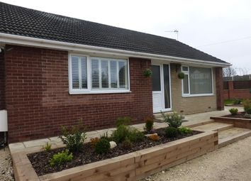 Thumbnail 2 bed detached bungalow to rent in Scrooby Road, Harworth, Doncaster