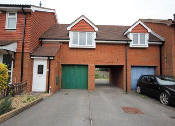 Celandine Avenue, Locks Heath, Southampton SO31. 1 bed terraced house