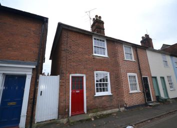 Thumbnail 2 bed terraced house to rent in East Bay, Colchester