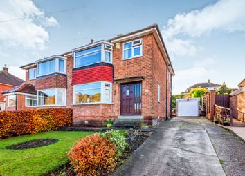Thumbnail 3 bed semi-detached house for sale in Woodland Way, Rotherham