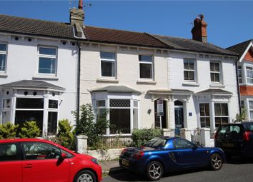 Thumbnail 2 bed terraced house for sale in Vicarage Road, Eastbourne, East Sussex