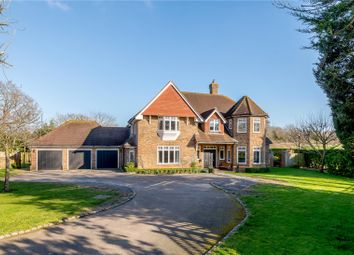 5 bed detached house for sale in Long Reach, West Horsley, Leatherhead, Surrey KT24