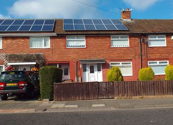Thumbnail 3 bed terraced house to rent in Coniston Road, Wallsend